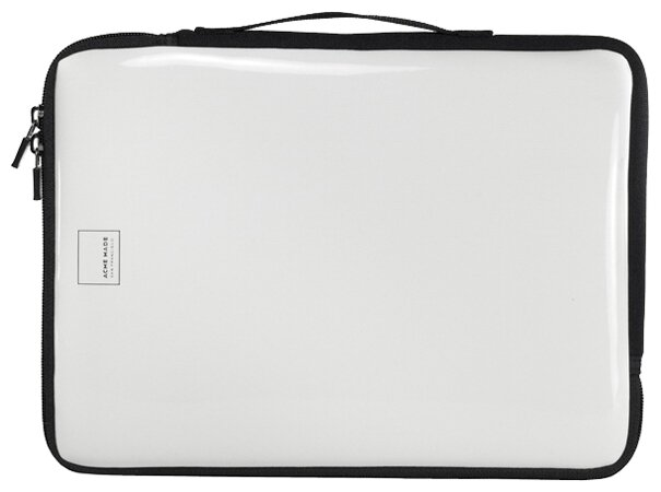 """Купить чехол acme made sleeve skinny для macbook pro 15"""" серый/розовый в официальном интернет-магазине ugra.ru"""