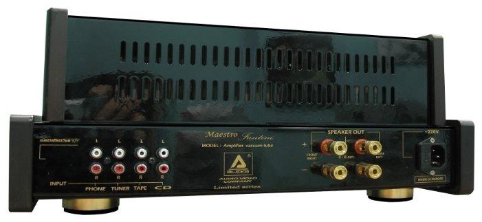 Купить Интегральный усилитель Aleks Audio & Video Fantini - 300B по выгодной цене на ugra.ruе