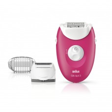 Silk-épil 3 Epilators: The way to smoother skin | Braun
