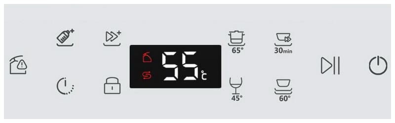 Посудомоечная машина DW10-198BT2RU - купить Посудомоечная машина DW10-198BT2RU в интернет магазине HAIER: цена, характеристики, доставка