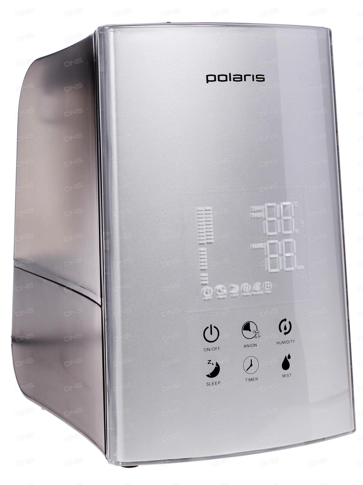 Увлажнитель воздуха Polaris PUH 2506Di. - YouTube
