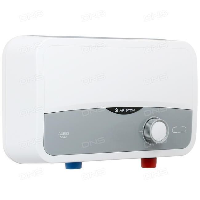 Обзор водонагревателя Ariston Aures S 3.5 SH PL - YouTube