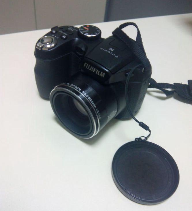 Fujifilm FinePix S1700 - описание, характеристики, тест, отзывы, цены, фото