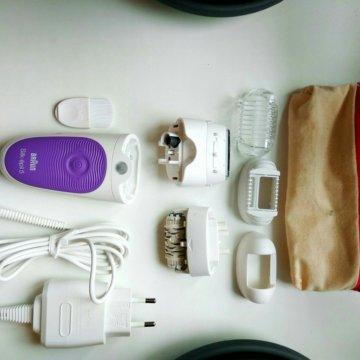 Эпилятор Braun 5-539 Silk-epil 5 Wet & Dry в Нахабино