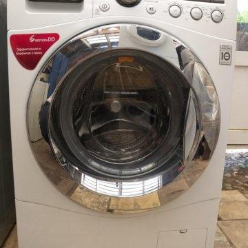 Стиральная машина LG F2J3NS1W, цена – купить в Юлмарт