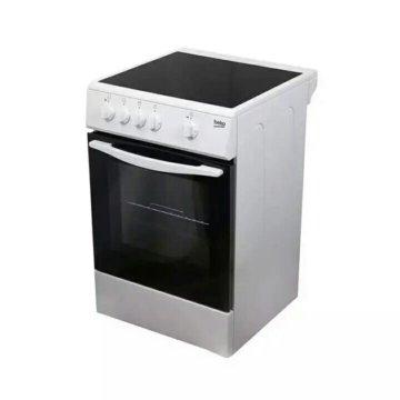 Купить Электрическая плита BEKO FCS 46000, белый в интернет-магазине СИТИЛИНК, цена на Электрическая плита BEKO FCS 46000, белый (1008463)
