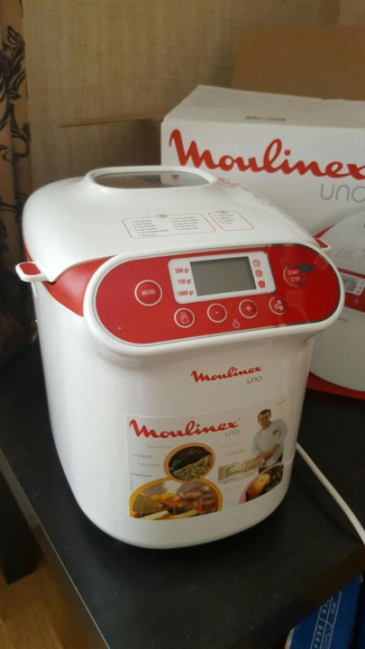 Хлебопечка Moulinex OW3501 Bread & Baguettines: отзывы покупателей и специалистов, владельцев, экспертов