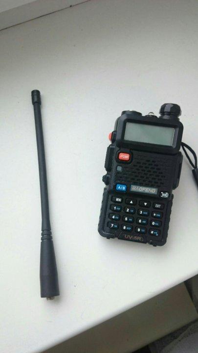 Купить цифровую рацию Baofeng DM-5R в Москве недорого