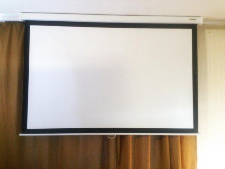Где купить экраны ручные в России.
