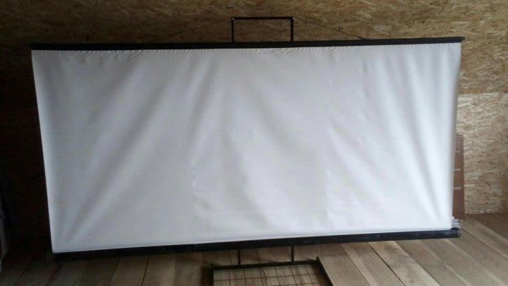 Проекционный экран ViewScreen Scroll 203x153 (4:3) (WSC-4301) купить: цена на ugra.ru