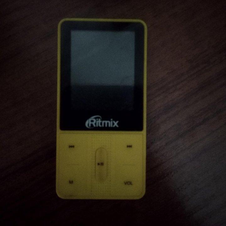 MP3 плеер Ritmix RF-7800 1 Гб Серебристый — купить, цена и характеристики, отзывы