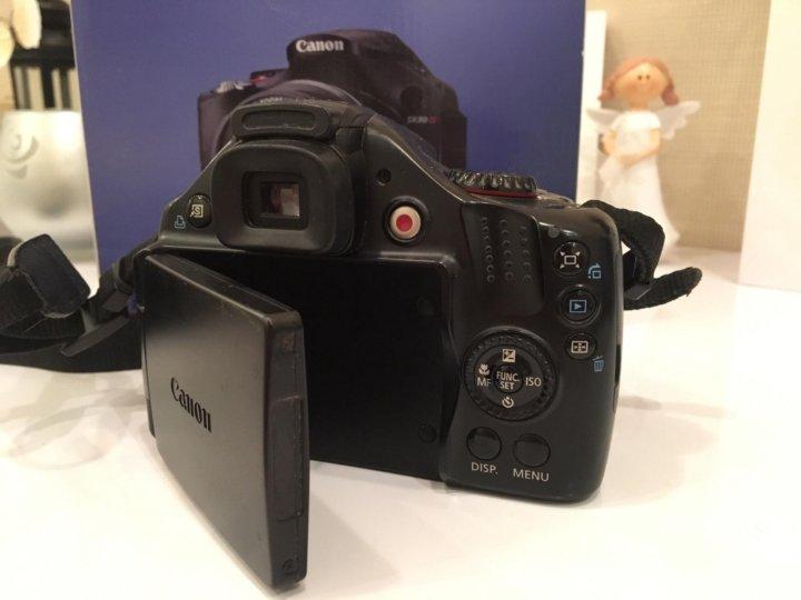 Обзор Canon PowerShot SX30 IS с 35X зумом: когда универсальность важнее качества. Cтатьи, тесты, обзоры