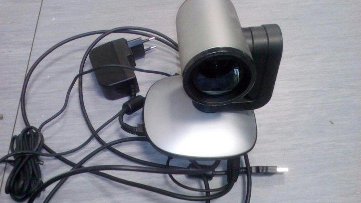 Купить Web-камера LOGITECH Conference Cam PTZ Pro 2, черный и серебристый в интернет-магазине СИТИЛИНК, цена на Web-камера LOGITECH Conference Cam PTZ Pro 2, черный и серебристый (1009025)