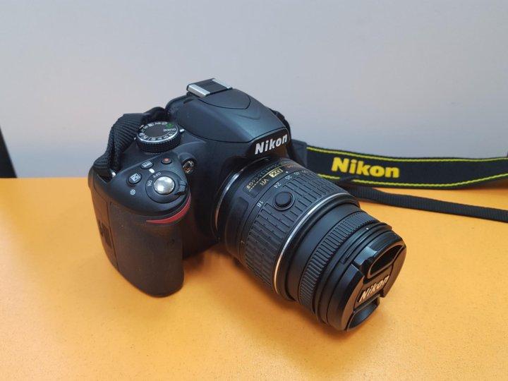 Купить Фотоаппарат Nikon D3200 Kit по выгодной цене на ugra.ruе