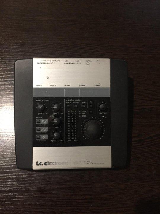 TC Electronic Konnekt 24D + Amplitube2: SNR Test | ugra.ru