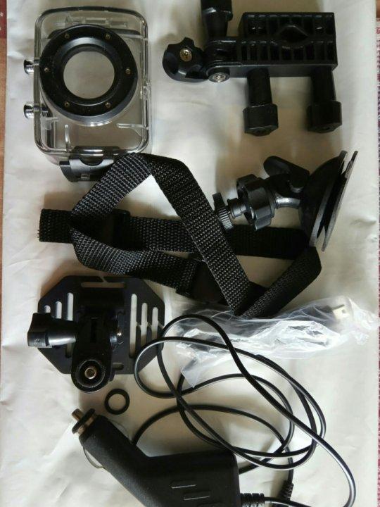 Экшн-камера ParkCity GO 10 PRO — цена, купить ParkCity GO 10 PRO в Челябинске, доставка по России