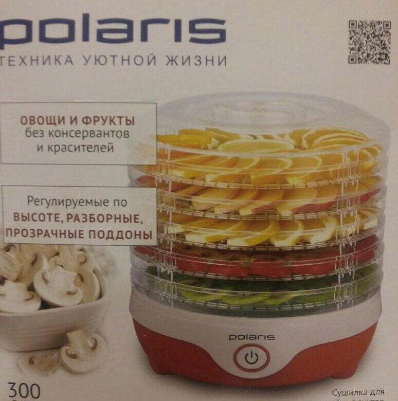 Сушка для овощей и фруктов PFD 0305 Polaris 5445641 в интернет-магазине ugra.ru
