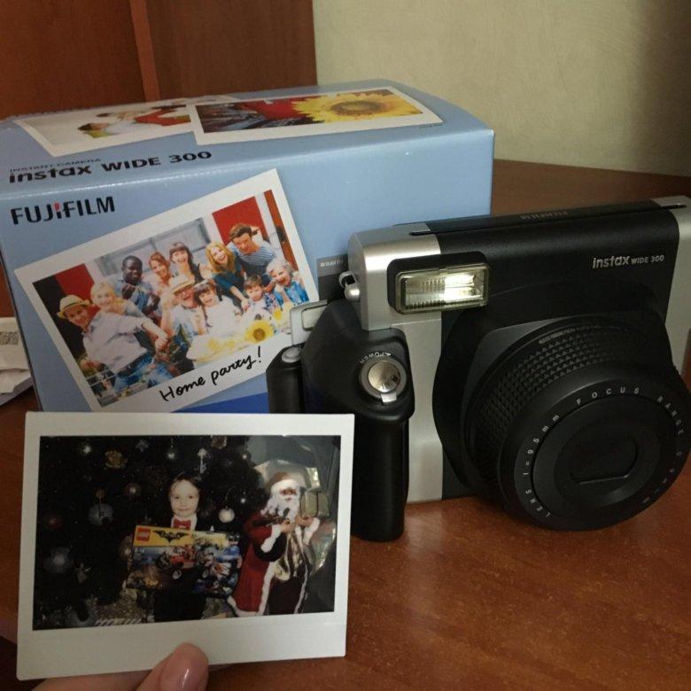 Купить Фотокамера моментальной печати Fujifilm Instax Wide 300 в интернет магазине DNS. Характеристики, цена Fujifilm Instax Wide 300 | 1021213