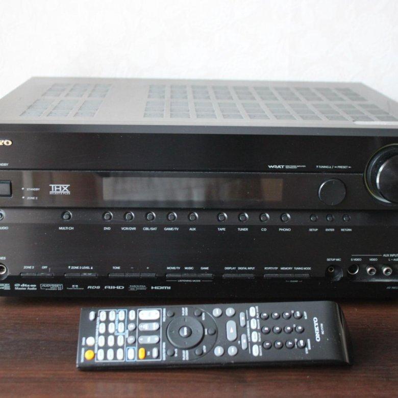 Onkyo TX SR706 7.1 Channel 100 Watt Receiver for sale online   eBay