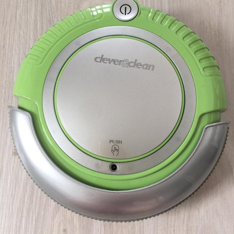 Clever&Clean AQUA-Series 03 Робот-пылесос (4660012140727) - CLEVER&CLEAN <- Роботы пылесосы <- Умные роботы - Каталог | Умная электроника