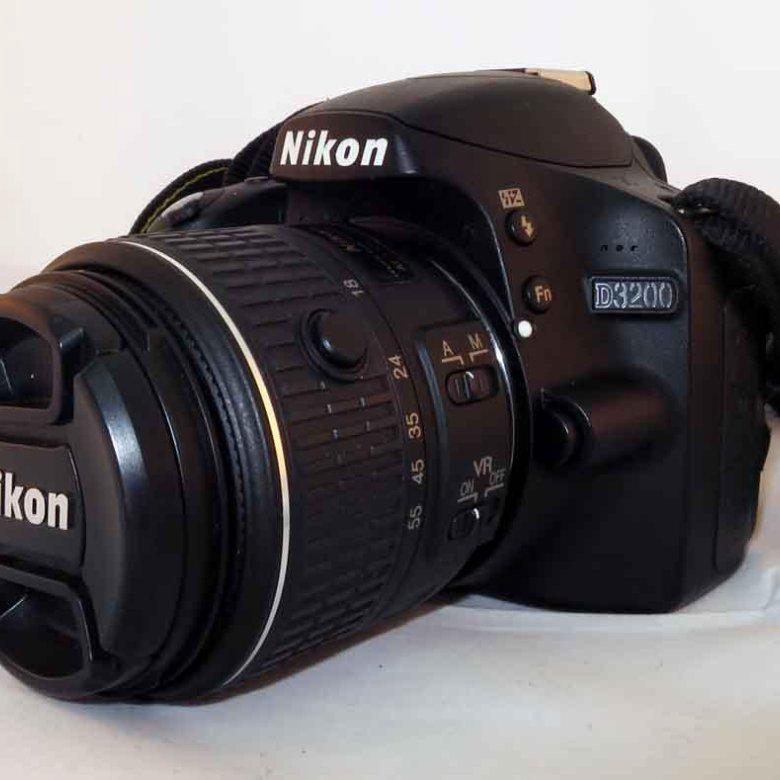Nikon D3200 Kit цена, характеристики, видео обзор, отзывы, инструкция