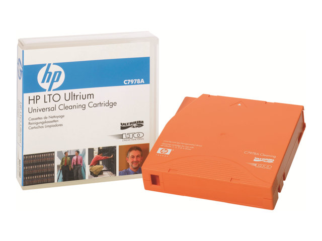 HPE Ultrium Universal Cleaning Cartridg...   C7978A   £31.02   Insight UK