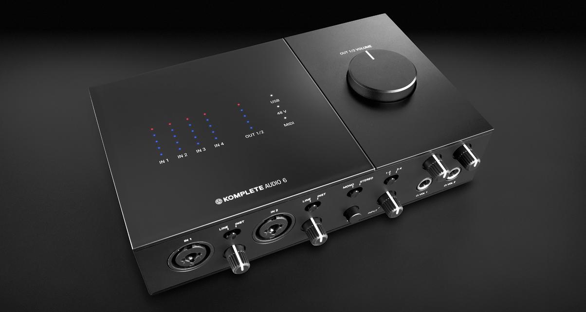 Native Instruments Traktor Audio 2 MK2 аудио интерфейс для DJ купить в Музторге по выгодной цене