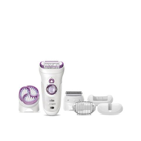Braun 9-567 Silk-epil 9 Legs, body & face цена, характеристики, видео обзор, отзывы