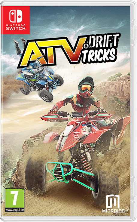 ugra.ru: ATV Drift & Tricks - PlayStation 4: Maximum Games LLC: Video Games