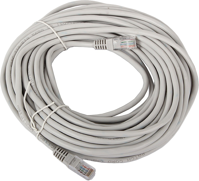 Кабель патч-корд UTP 5е категории 3 м, синий - Интернет-магазин MEGACOM LINE