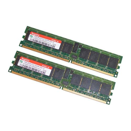 Оперативная память IBM DDR2 PC2-3200