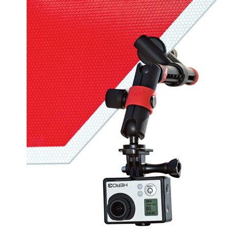 Штатив Joby JB01300-BWW GP2C-WW с ugra.ru GoPro Black/Red - YouTube