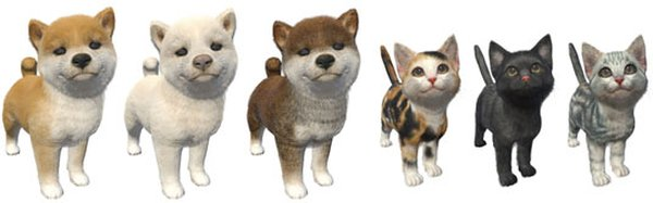 Little Friends: Dogs & Cats for Nintendo Switch - Nintendo Game Details
