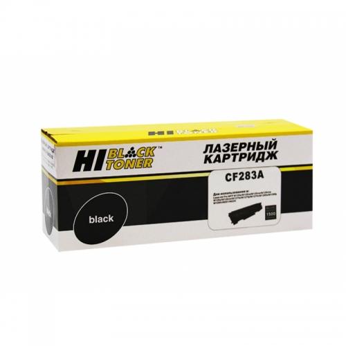 Картридж CF283A для принтера HP: купить совместимый аналог 83A