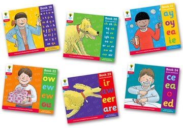 About Oxford Reading Tree and reading levels | Oxford Owl