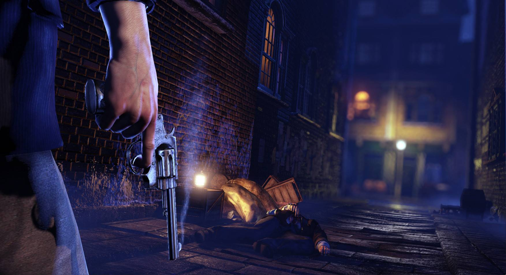 Sherlock Holmes: Crimes and Punishments on Steam