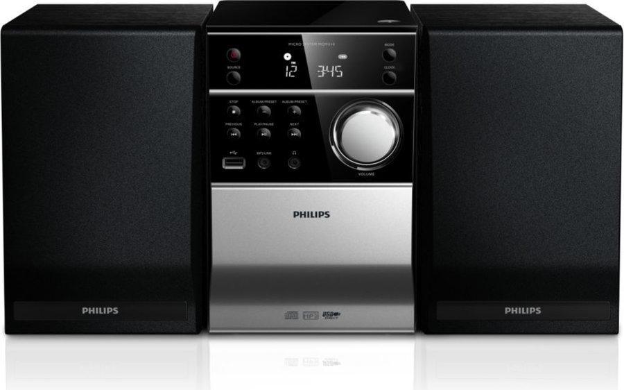 Стильная акустическая микросистема MCM233/12 | Philips