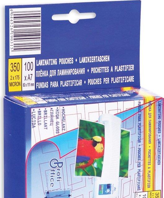 Пленка для ламинирования 65х95 75 мкм (100 шт) - купить в интернет-магазине Vollie