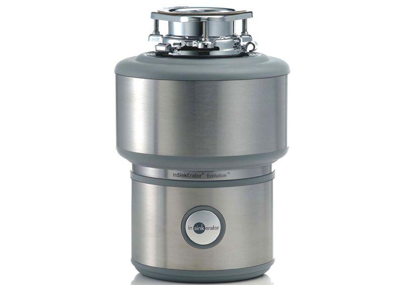 Измельчитель пищевых отходов (диспоузер) Insinkerator Evolution 100   Отзывы покупателей