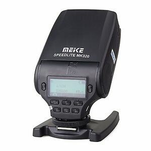 Meike MK320 Flash Unit Review - YouTube