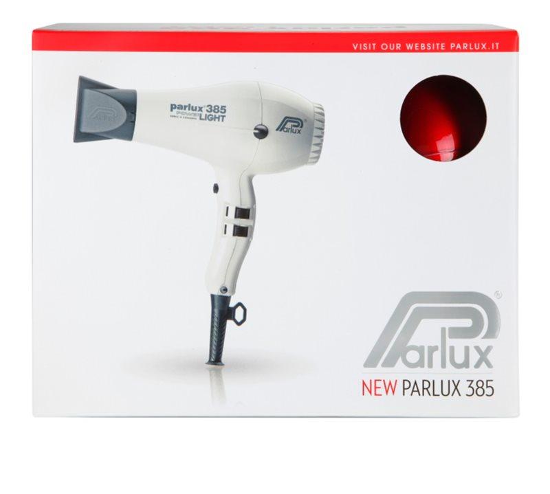 Parlux 385 Power Light Hair Dryer - Professional Ceramic Ionic Parlux Hairdryer