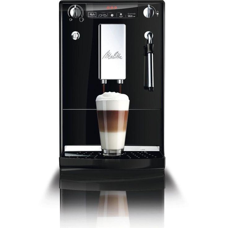Кофемашина Melitta Caffeo Solo & Perfect Milk купить в Москве по низкой цене с доставкой и гарантией!