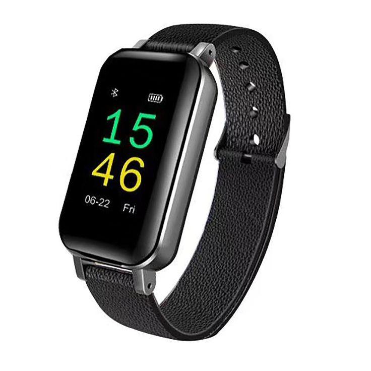 Фитнес-браслет Aliexpress EDAL Fashion Fitness Bracelet Tracker Wristband Heart Rate Monitor F1 Smart Bracelet Blood Pressure With Pedometer Bracelet - «Классная игрушка с кучей полезных функций»   Отзывы покупателей