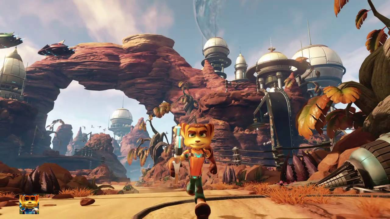 Обзор Ratchet & Clank: QForce PS3 | Stratege