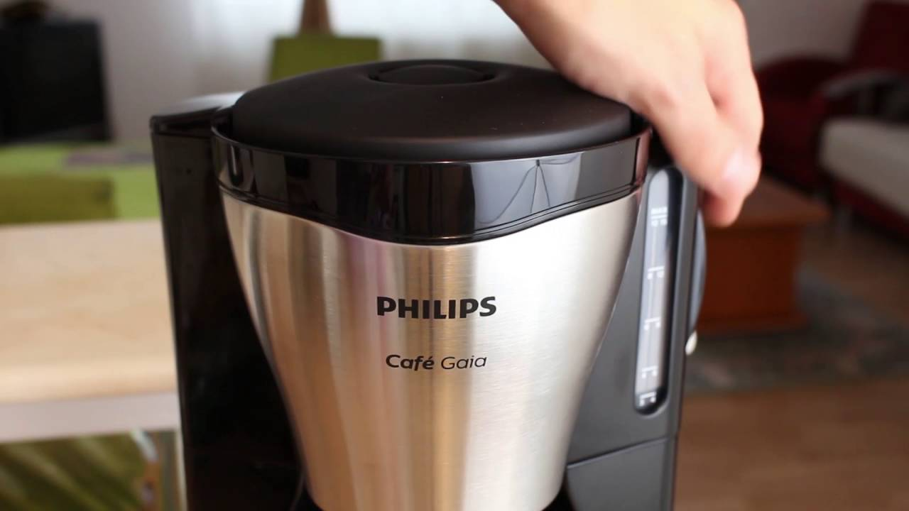 Philips HD7546/20 Filter Coffee Machine Review