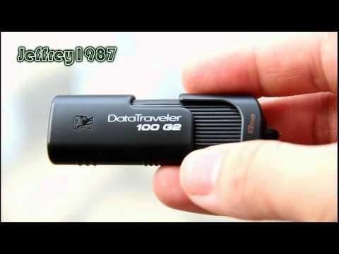 Флешка Kingston DataTraveler 100 G2 на 16 Гб | Отзывы покупателей