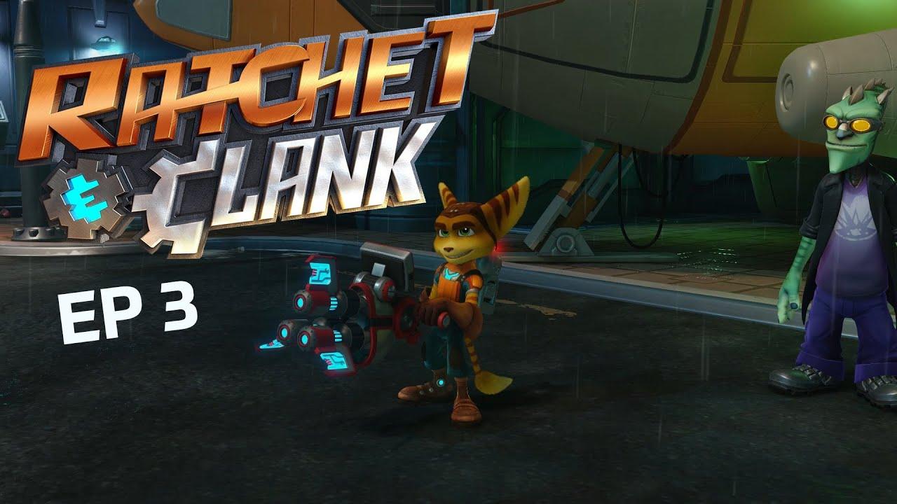 Рэтчет и Кланк: Галактические рейнджеры / Ratchet & Clank (2015) HD 720 - фильм онлайн (rus, eng)