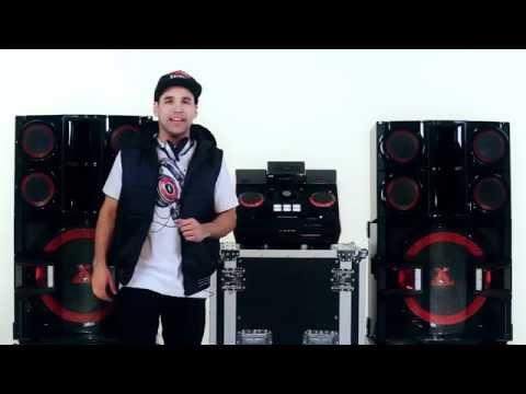 Музыкальный центр LG - YouTube