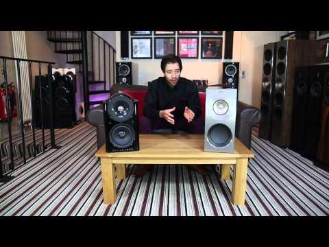 Tannoy Mercury 7.4 Обзор напольной акустики - YouTube