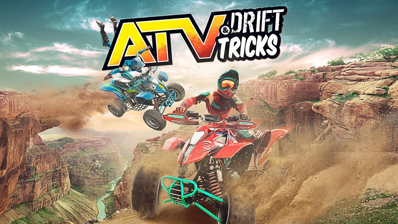 ugra.ru: ATV Drift & Tricks - PlayStation 4: Maximum Games LLC: Video Games